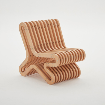 The Slank Occasional Chair