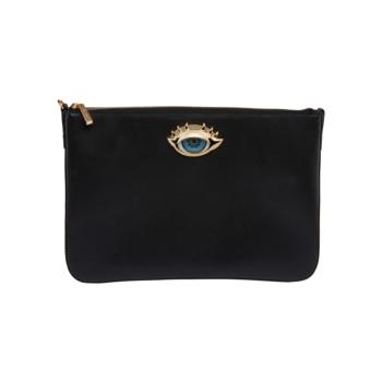 [MARI MARI] Holy Black Clutch Bag