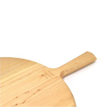 Round Wood Board