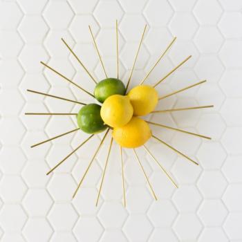 Spoke Fruit Bowl