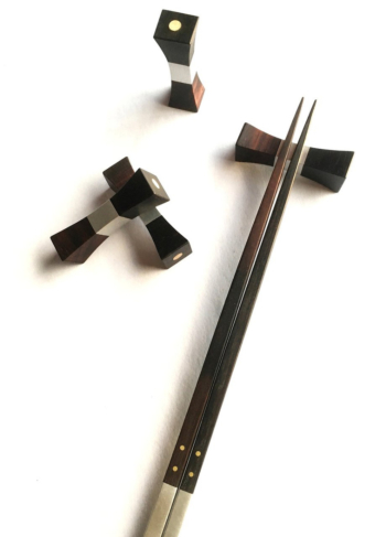 Chopsticks with Rests