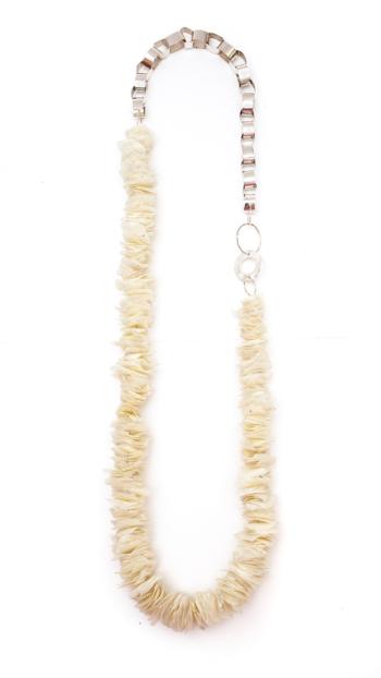 Breathing Extra Long Necklace I