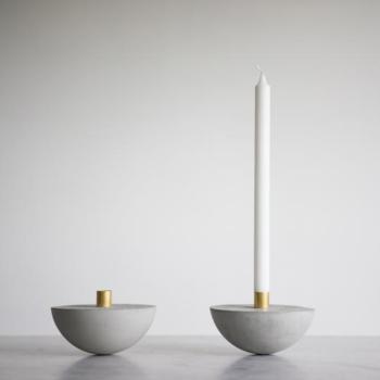 POISE, candlestick holder