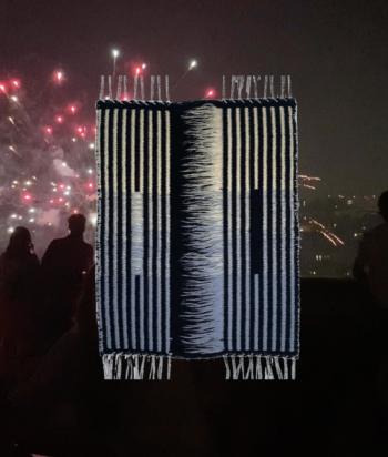 Day and Night (Woven Wall Art)