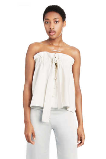 Knot Top White
