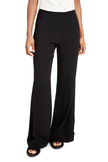 Wide Legged Pants Black