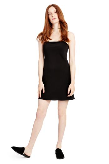 Slip Dress Black