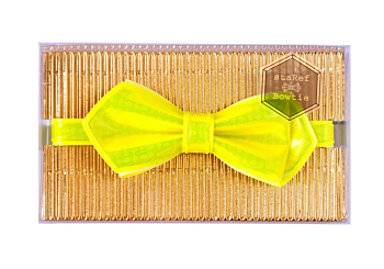 staRef Bowtie: Yellow