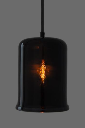 Cylinder Cauldron Pendant Lamp
