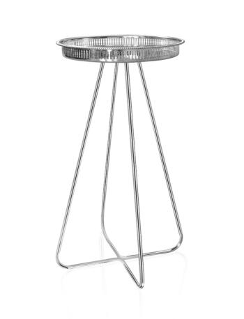 New Casablanca Table (Chrome Legs) -Short
