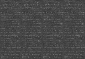 Dark Concrete Loveletter Wallpaper