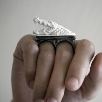 Crocodile-Ring