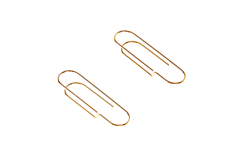 ear clip / gold