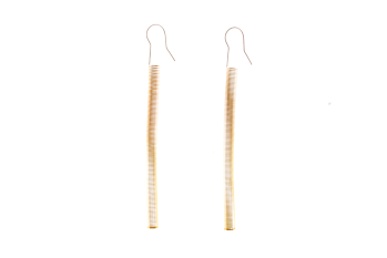 ear spring L / gold