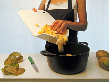 Encanal Carving Board for Cooking