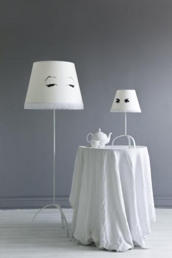 Eye Doll Floor Lamp - Marilyn