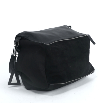 transformable shoulder bag(black)