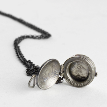 Franklin's Lucky Locket