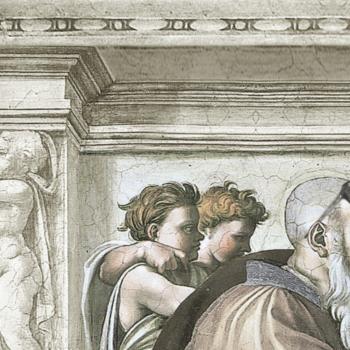 Fresco Wallpaper Mural