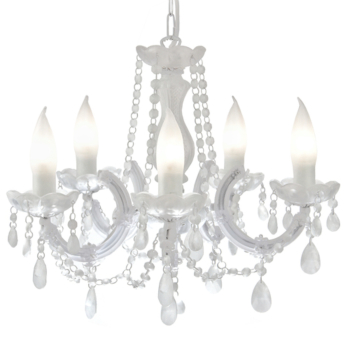 'ICE QUEEN' Outdoor LED garden chandelier