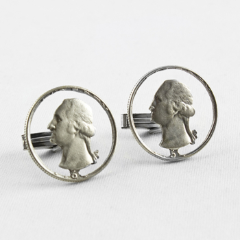 George Circled Cufflinks
