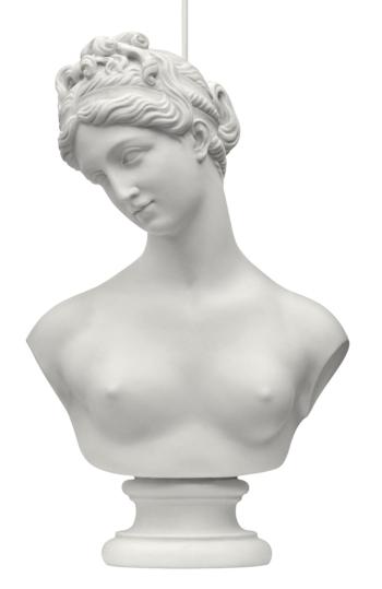 Goddess Statue Lamp