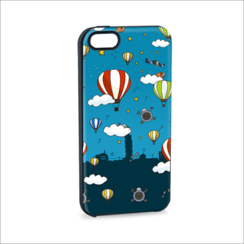 Balloons in Taipei iPhone5/5s Aluminum Case