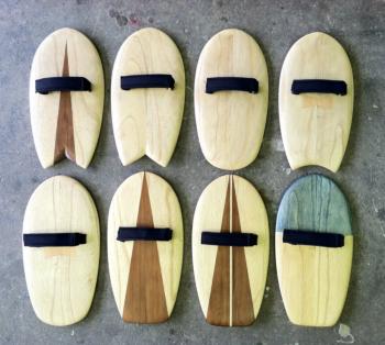Spirare Body Surfing Hand Planes