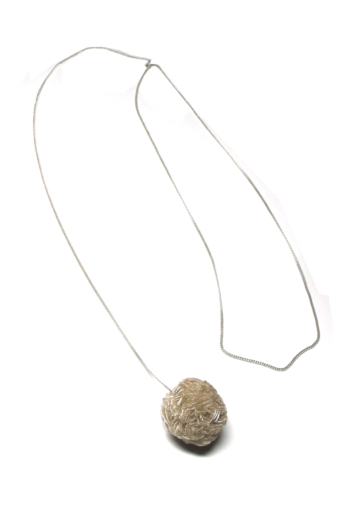 Desert Rose Noose Necklace