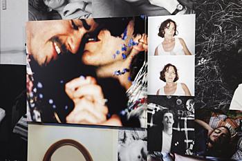 Womb, archival picture, portrait, vintage 3