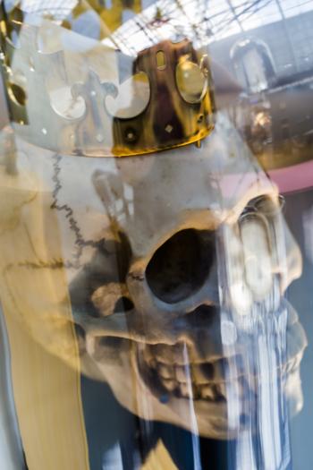 King Arthur Mirror Dome Pendant Lamp