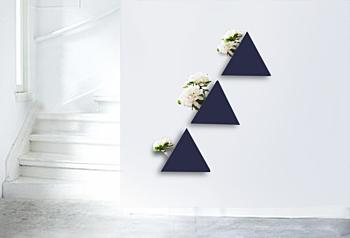 Pardis, wall modular vase