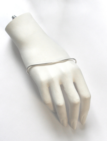 Lillie Silver Hand ring, Hand decoration