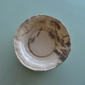 Marbled bowl Ø 21 cm