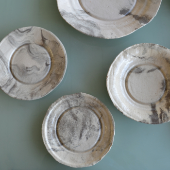 Marble Plate Small