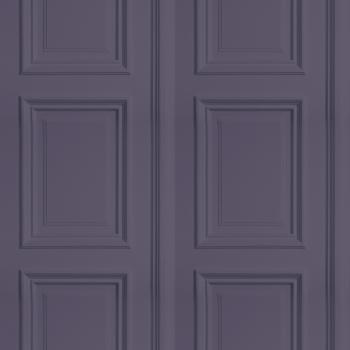 Amethyst Panelling Wallpaper