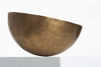 Mei Bronze Bowl