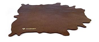Cowhide Mousemat