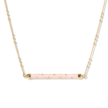 Cadabra - Necklace - Rose Quartz