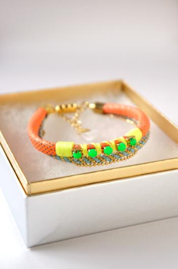 staRef Bracelet: Orange