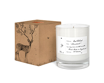 Oud Wood Scented Candle