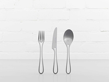 Outline cutlery kids size glossy finish