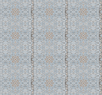 Persian Wallpaper Blue