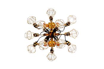 reconstruction chandelier