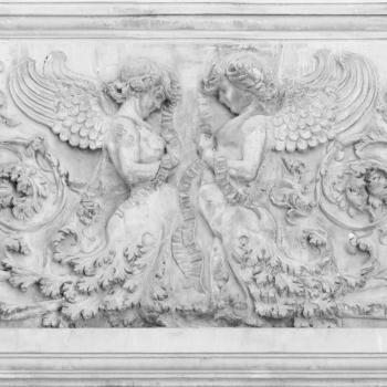Stone Angels Wallpaper