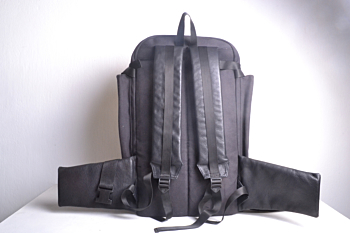 Travel Back Pack (with plastic pocket)
