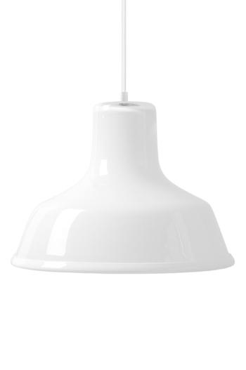 White Factory Pendant Lamp