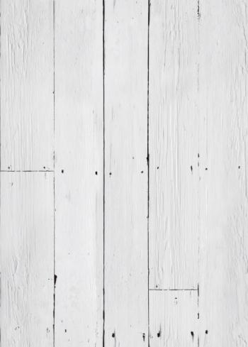 White Plank Wallpaper