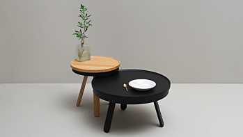 BATEA M Coffee table with storage