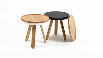 BATEA S. Tray table (Oak)